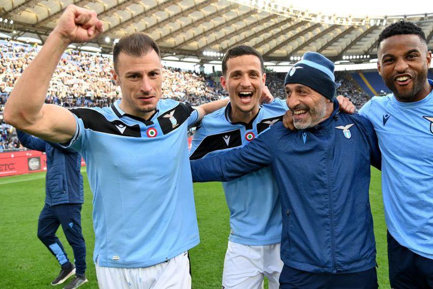 Ștefan Radu e titular de drept la Lazio // FOTO: Guliver/GettyImages