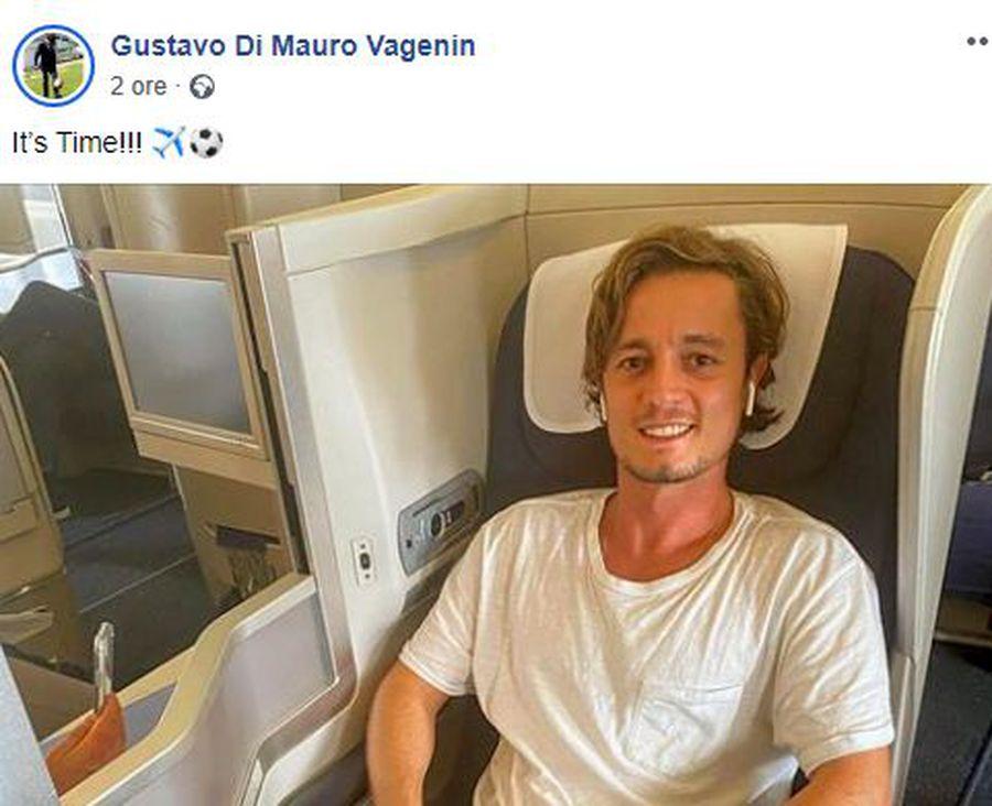 "Gustavo Vagenin revine la Craiova! Transfer de titlu al oltenilor: ""E timpul!"""