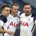 Sergio Reguilon (primul din stânga), Tottenham // foto: Guliver/gettyimages