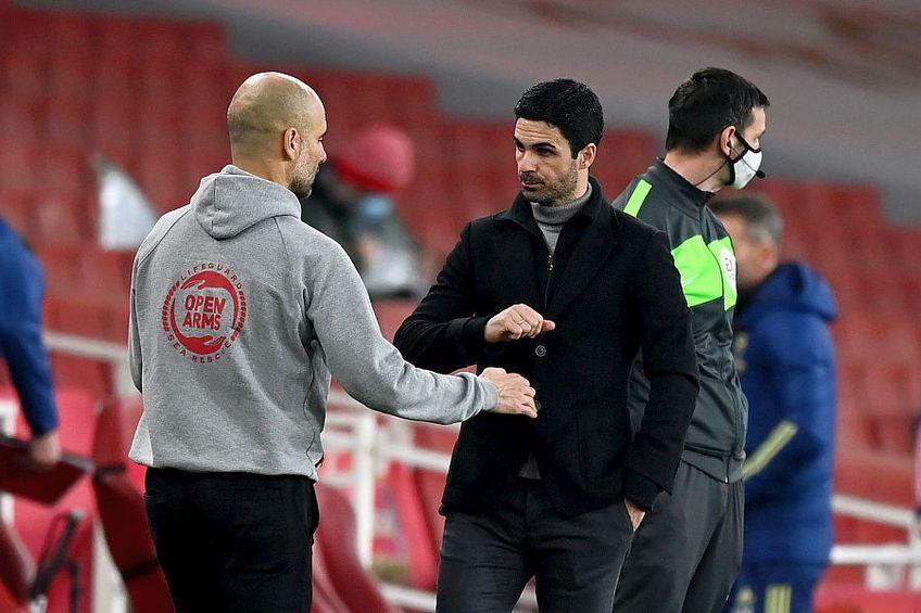 Mikel Arteta ar putea să fie antrenorul Barcelonei // FOTO: Guliver/GettyImages