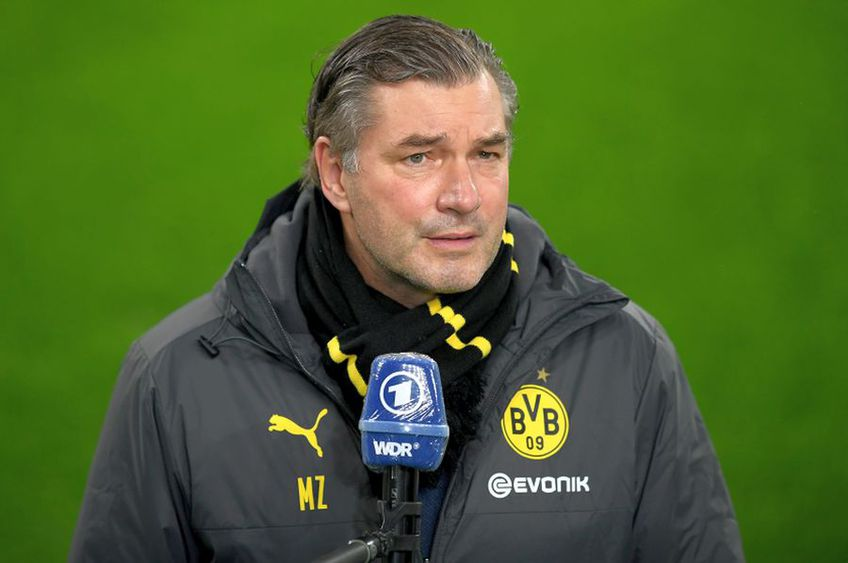 Michael Zorc, director sportiv Borussia Dortmund // foto: Guliver/gettyimages