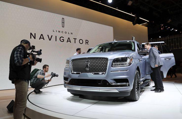 Lincoln Navigator, foto: Imago