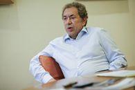 """EDITORIAL » Gazeta, întâlnire rară cu Nicolae Badea: """"Sunt mecena și principalul creditor de la Dinamo"""" » Cum arată planul nevăzut de salvare a clubului și sumele ascunse în dosarele roșii"""