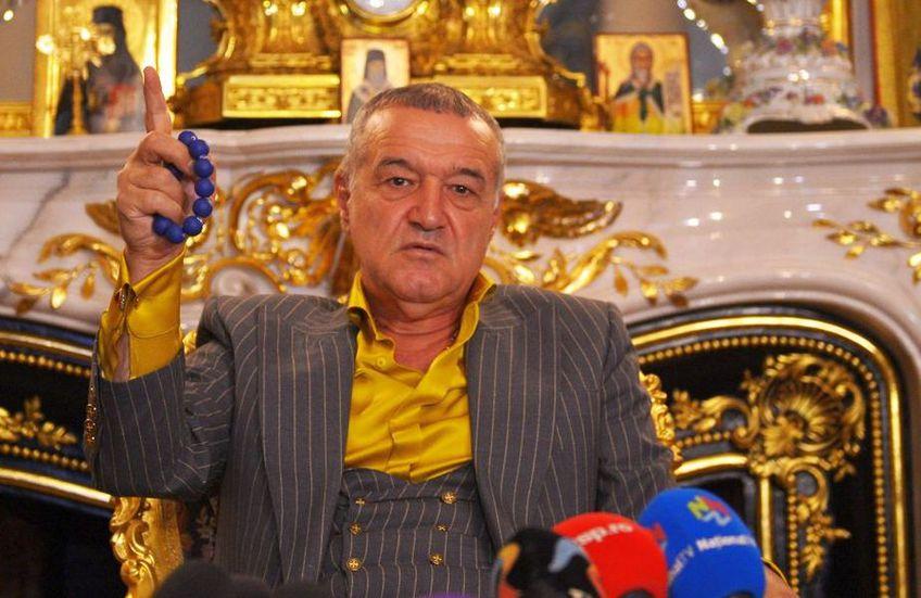 Gigi Becali (62 de ani) neagă orice interes pentru mijlocașul francez Hervin Ongenda (25 de ani), de la FC Botoșani.