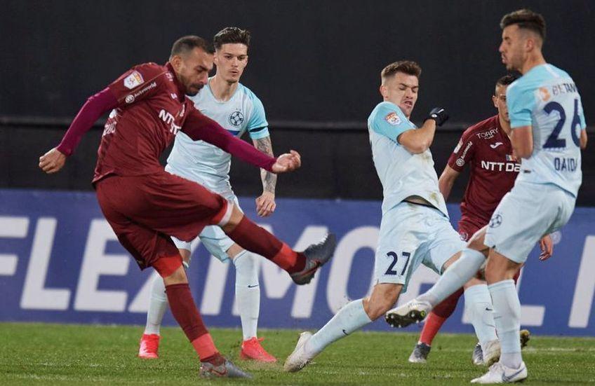 Cephas Malele (27 de ani), atacantul lui FC Argeș, le este propus primelor două clasate din Liga 1, FCSB și CFR Cluj.
