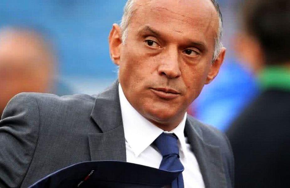 Florin Prunea l-a criticat din nou pe Mircea Rednic