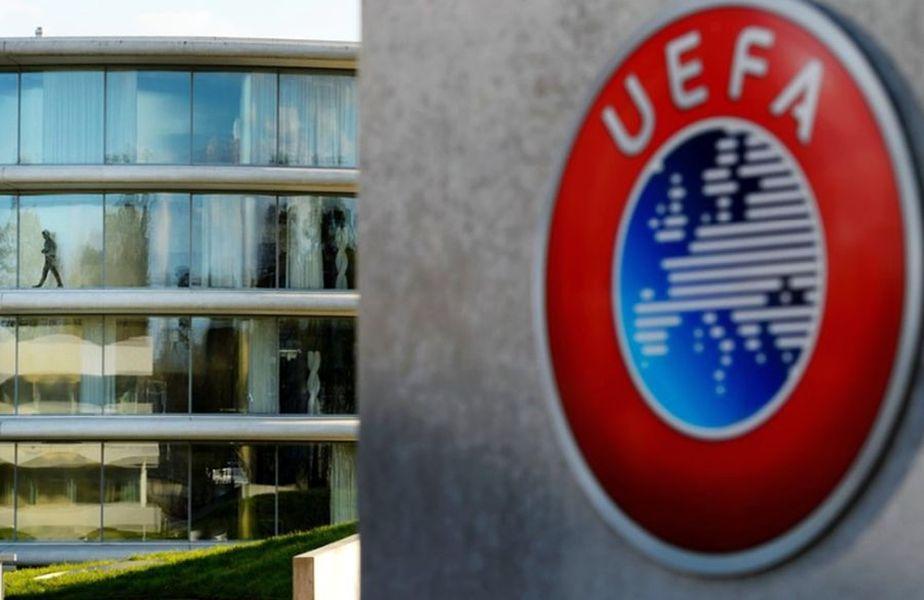 UEFA a decis să amâne meciurile play-off-urilor din Liga Națiunilor pentru septembrie