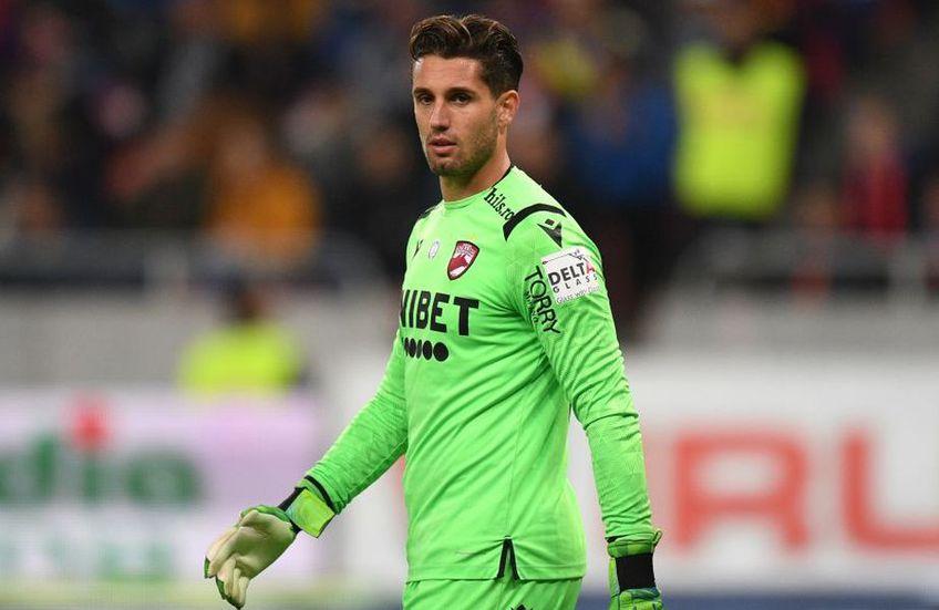 Piscitelli a venit în iunie 2019 la Dinamo
