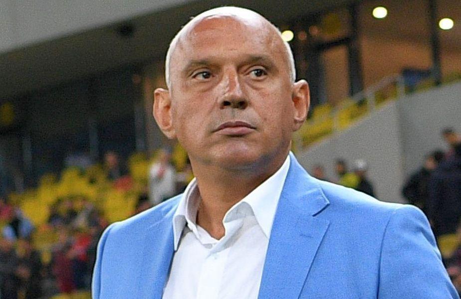 Florin Prunea crede că Dinamo va avea probleme în perioada următoare