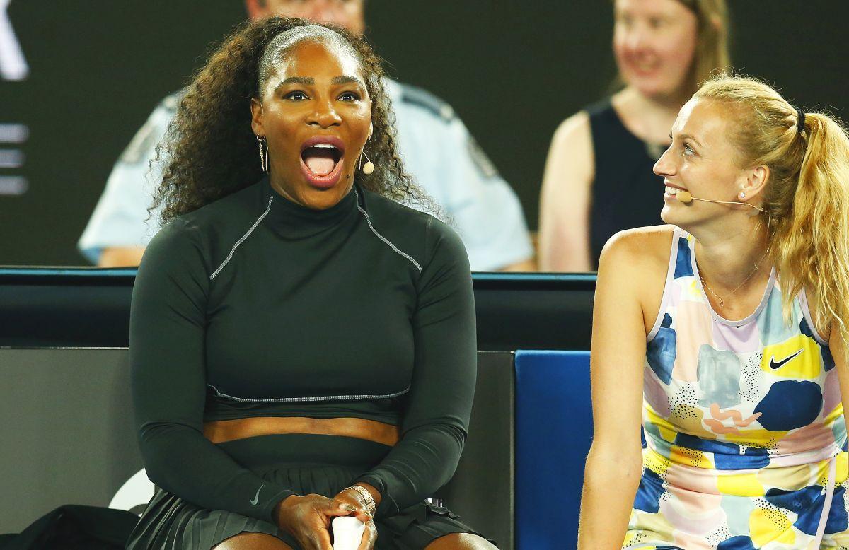 """Poza cu care și-a copleșit fanii: """"Vă place noua Serena?"""" » Reacția soțului: """"Recomand cu încredere!"""""""