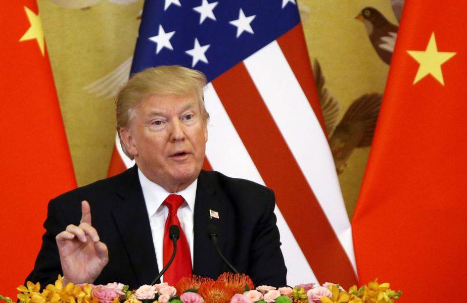 Donald Trump cere pedepsirea Chinei. foto:Guliver/Getty Images