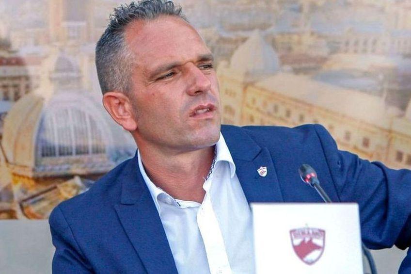 Pablo Cortacero n-a renunțat la Dinamo