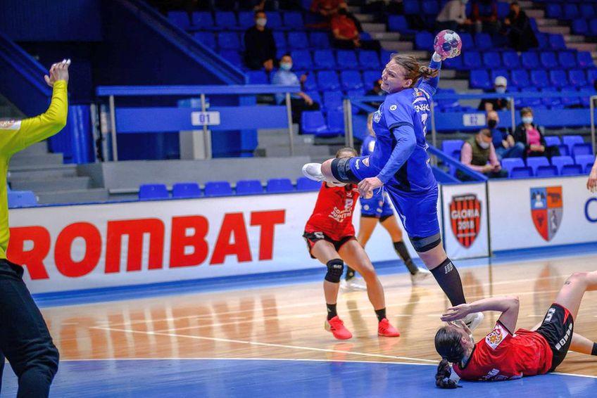 HC Zalău - CSM București, un duel al orgoliilor. Sursă foto: Dan Potor