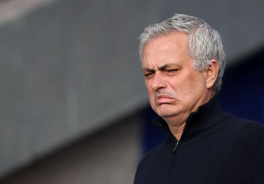 Jose Mourinho (58 de ani) FOTO Guliver/Gettyimages