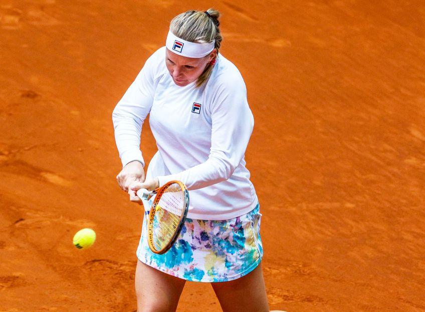Kiki Bertens, out de la WTA Madrid // FOTO: Guliver/GettyImages