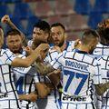 Crotone - Inter 0-2 FOTO Imago
