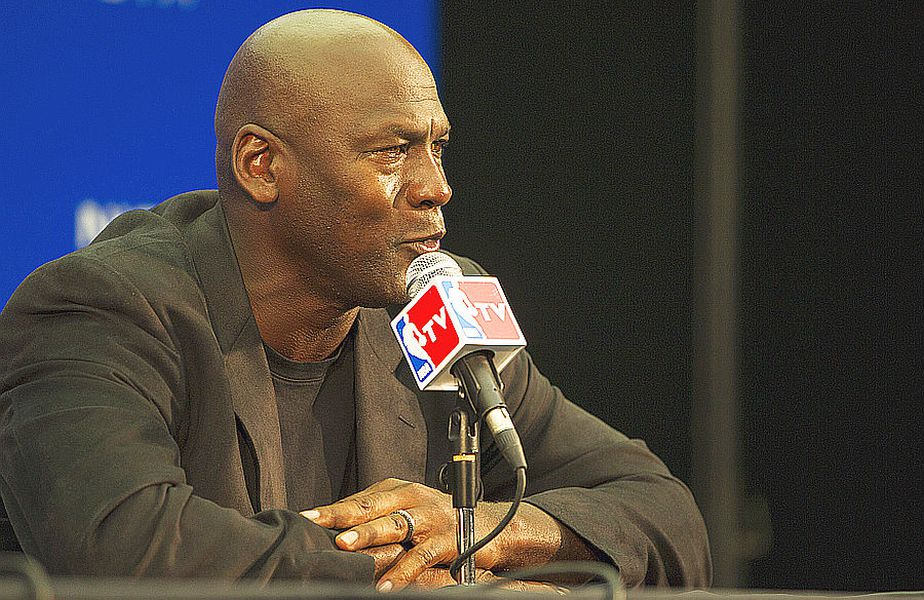 Michael Jordan // FOTO: Guliver/GettyImages