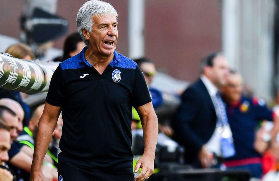 Gian Piero Gasperini este criticat de Valencia // Sursă foto: Getty