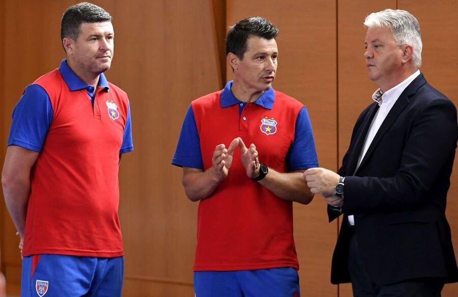 CSA Steaua vrea să se întărească pentru sezonul viitor