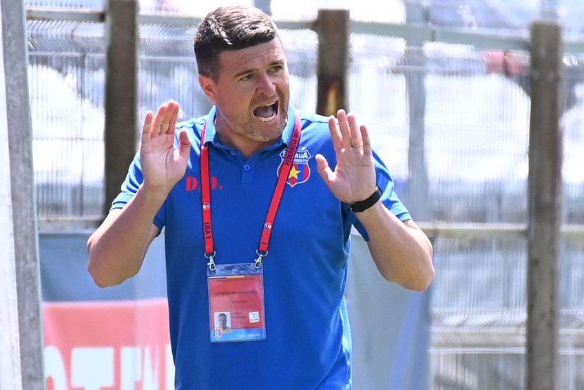 Daniel Oprița, antrenor CSA Steaua