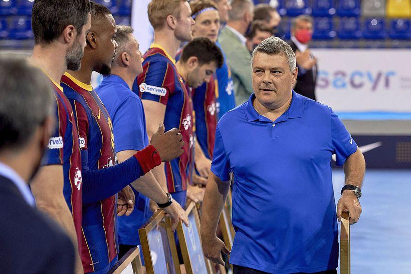 Xavi Pascual, noul antrenor al lui Dinamo // FOTO: Imago