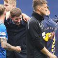 Everton vrea să îl aducă pe Steven Gerrard (41 de ani), dacă antrenorul Carlo Ancelotti (61 de ani) pleacă la Real Madrid.