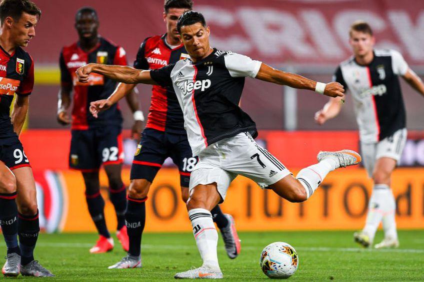 Cristiano Ronaldo a ajuns la 81 de goluri marcate pentru Juventus // Sursă foto: Getty