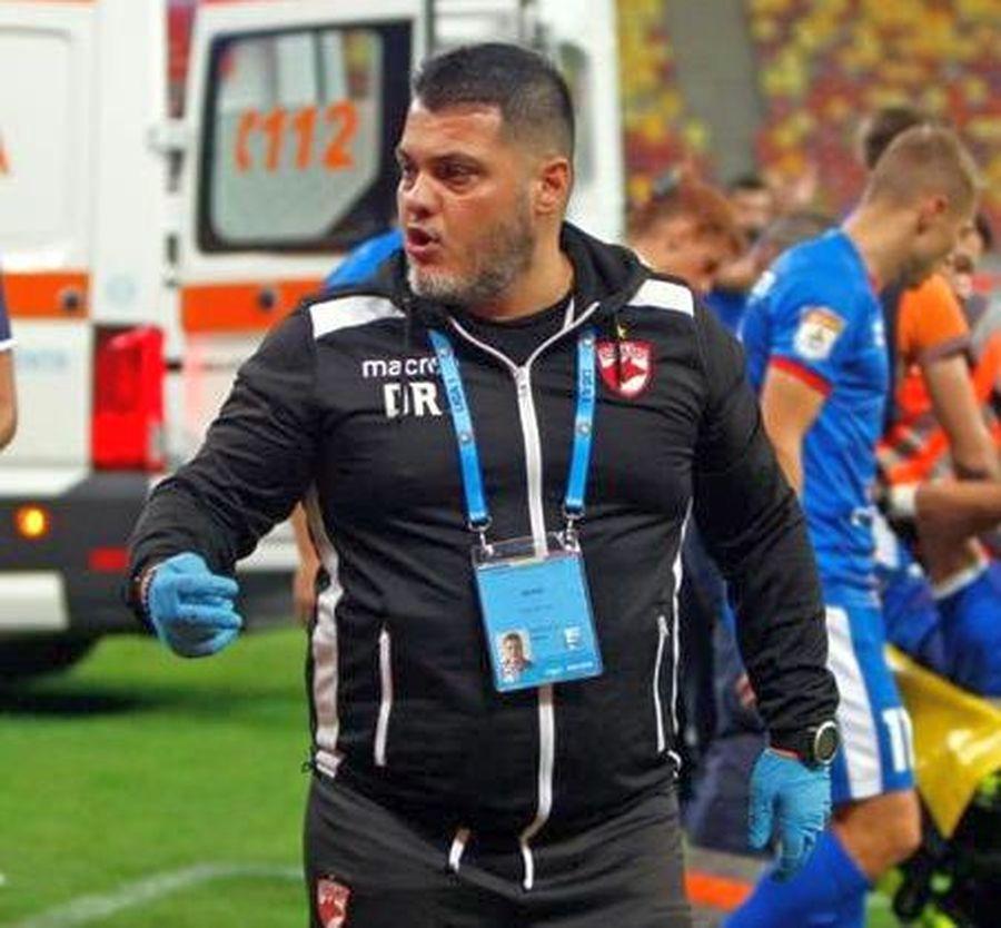 """DINAMO. Cornel Dinu a șters pe jos cu un fost angajat al clubului: """"Îi dezumfla cauciucurile lui Straton!"""""""