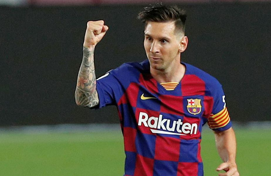 Lionel Messi (foto: Guliver/Getty Images)