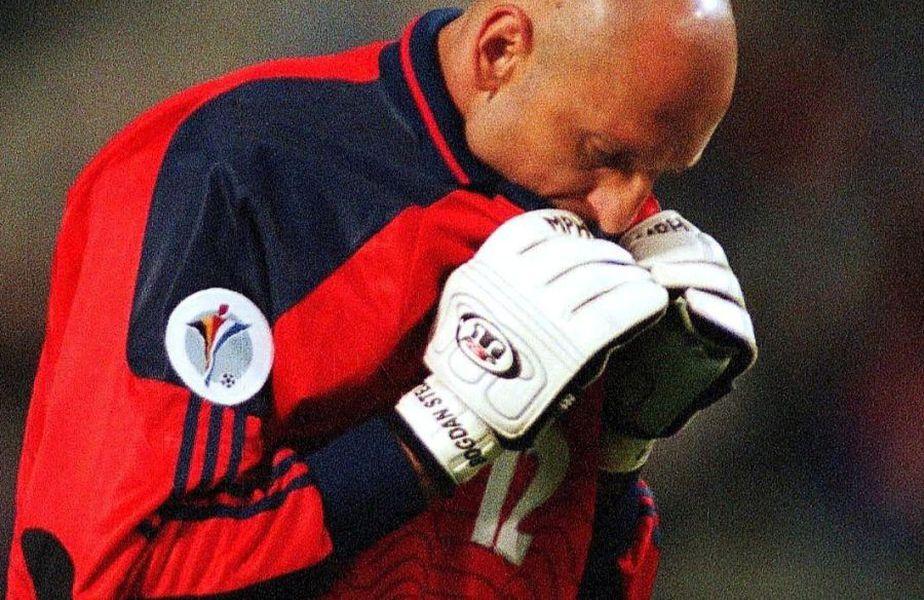 Bogdan Stelea la Euro 2000, foto: Guliver/gettyimages
