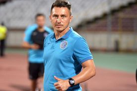 """CLINCENI - SEPSI 1-0 // Ilie Poenaru, după încă o victorie cu Clinceni: """"Bem o bere, ne bucurăm în seara asta și după ne pregătim de Dinamo"""""""