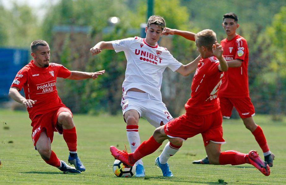 Dinamo U19 și Viitorul U19 se vor înfrunta în finala Ligii Elitelor din acest sezon. Câștigătoarea va reprezenta România în UEFA Youth League.