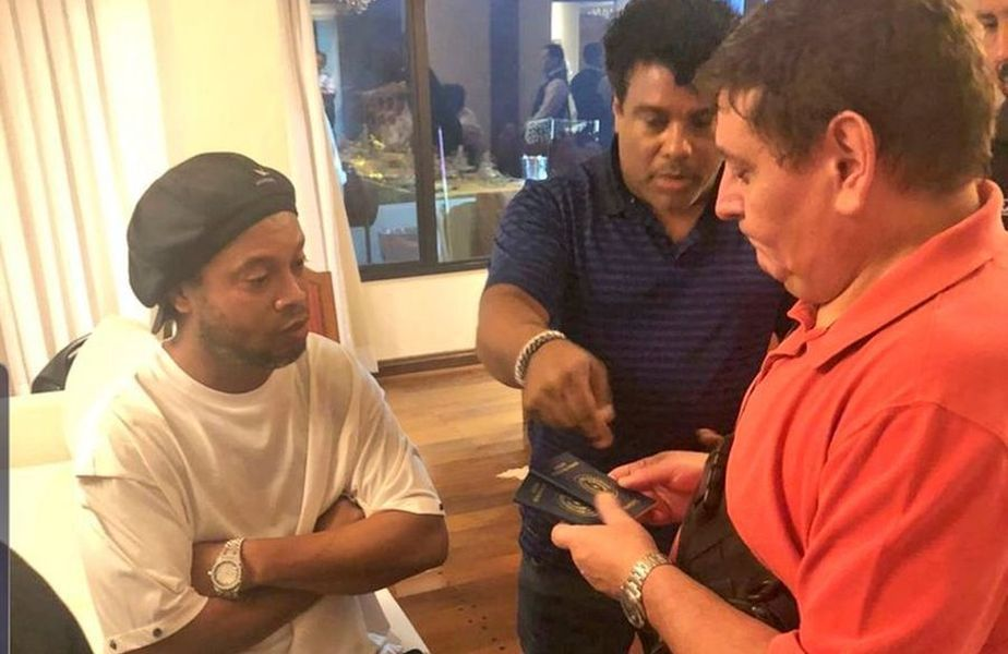 Ronaldinho poate fi eliberat curând
