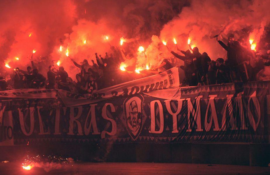 Ultrașii lui Dinamo Kiev au lansat un nou atac la adresa lui Mircea Lucescu
