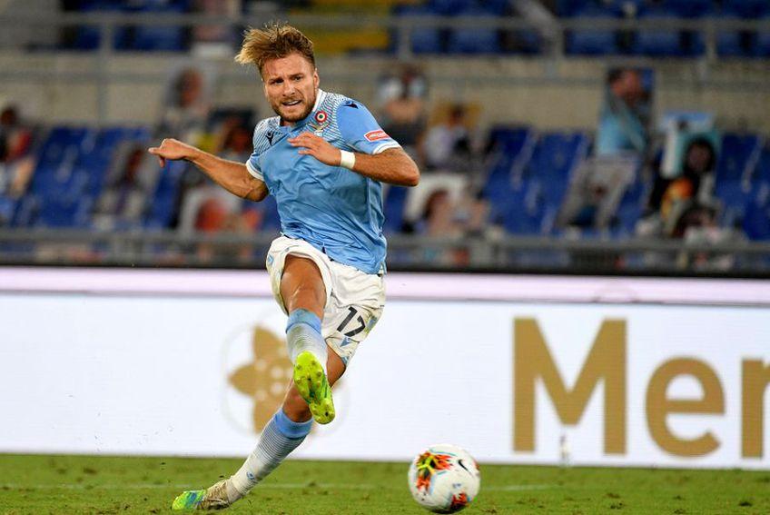 Ciro Immobile a marcat de 35 de ori pentru Lazio în acest sezon // foto: Guliver/gettyimages