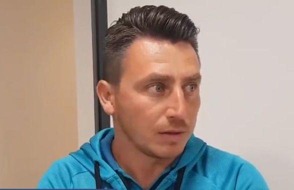 """CLINCENI - HERMANNSTADT 0-2. Ilie Poenaru, exasperat după ultimele mutări: """"Eu cu cine mai joc?!"""""""