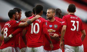 """Când """"foamea"""" bate teama! Jucătorii lui Manchester United au luat masa în oraș, în ciuda cazurilor de Covid-19 din echipă"""