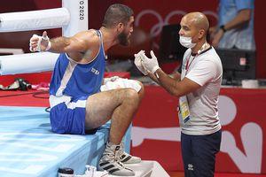 Scandal la Jocurile Olimpice » Era sigur de victorie, dar a fost descalificat! La final a făcut haos în ring