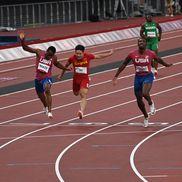 Jacobs, campion olimpic la 100m (Foto: Raed Krishan)