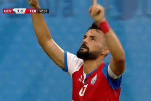 A uimit Bănia! Gol superb în CSU Craiova - FC Botoșani
