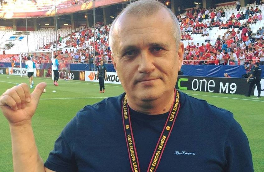 Emil Grădinescu, comentator Look