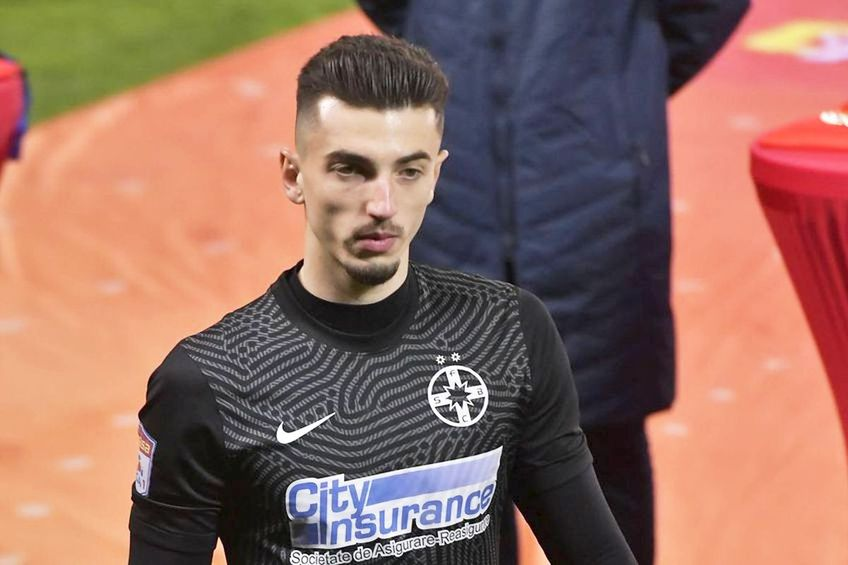 Andrei Vlad a fost umilit și alungat de la FCSB