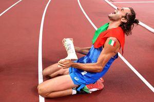 Moment istoric la Tokyo: doi atleți au împărțit medalia de aur!