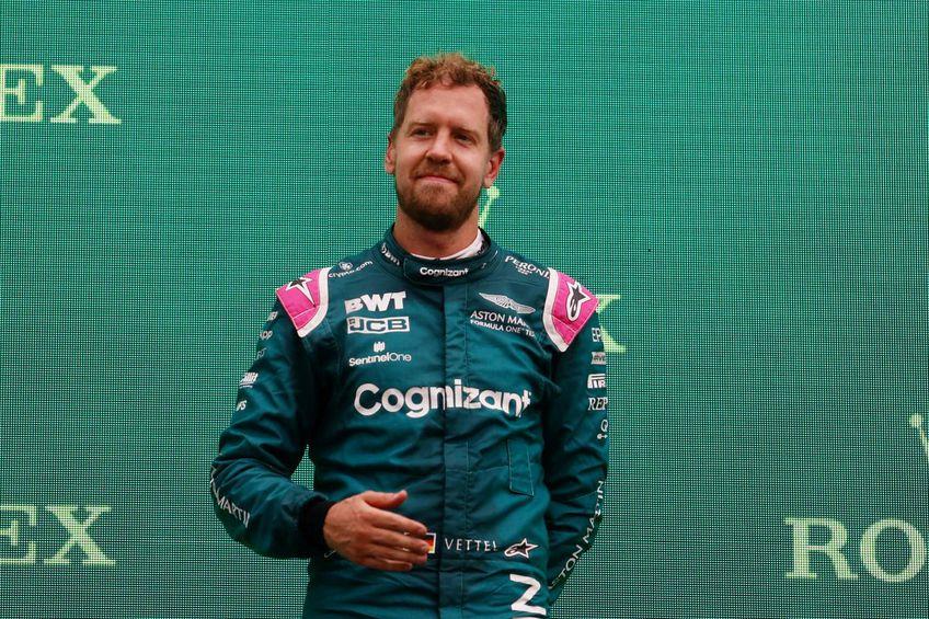 Sebastian Vettel, ASton Martin // foto: Guliver/gettyimages