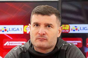 """Laszlo Balint, dezamăgit că nu a învins-o pe FCSB: """"Am scăpat punctele printre degete"""""""