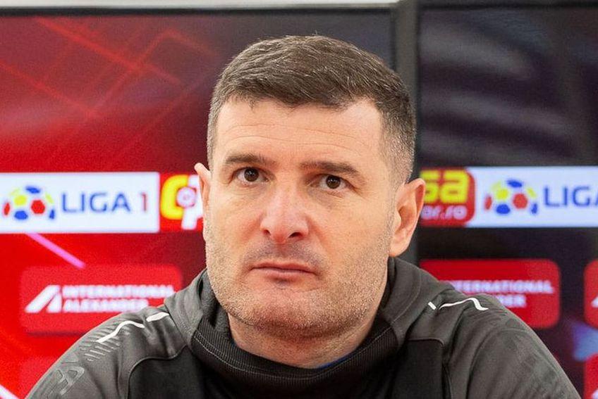 Laszlo Balint (42 de ani), antrenor UTA