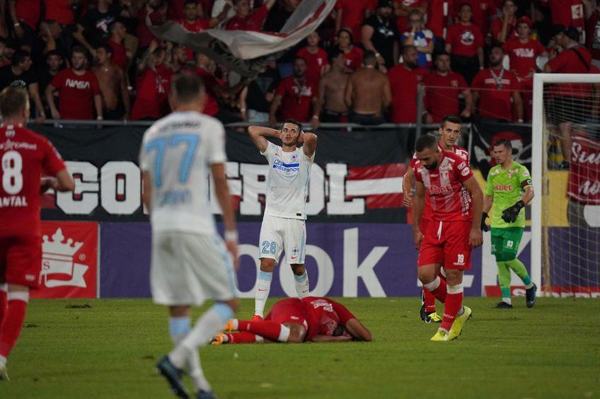UTA și FCSB au remizat, scor 1-1, în etapa cu numărul 3 a Ligii 1. Ioan Hora (32 de ani), fostul atacant al bucureștenilor, admite că jucătorii sunt afectați de modul în care Gigi Becali conduce echipa.