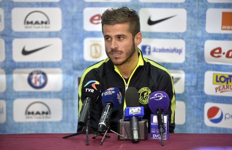 EXCLUSIV Colonie spaniolă la Dinamo: Contra negociază cu fostul său jucător de la Petrolul