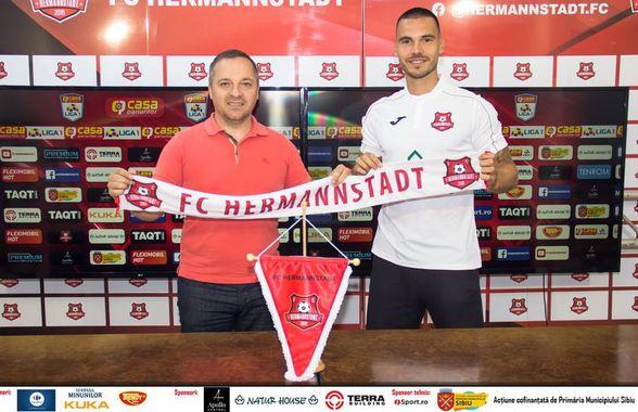 Incredibil! Hermannstadt și-a luat înapoi jucătorii de la FCSB: anunțul oficial