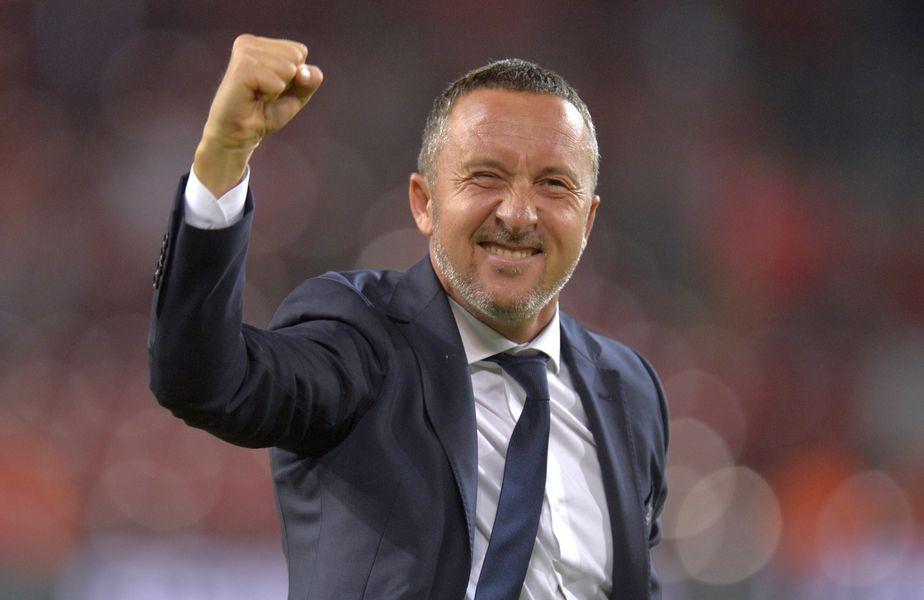 Mihai Stoica, în vârstă de 55 de ani, are o nouă funcție la FCSB: manager general!